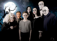 Addams Family group